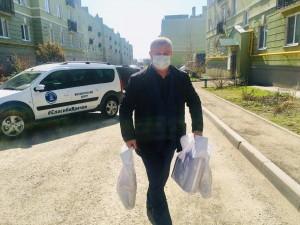 В Самарской области врачам передали автомобили Лада Веста и Лада Гранта