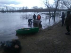 В Дубовском затоне Самарской области утонули двое мужчин