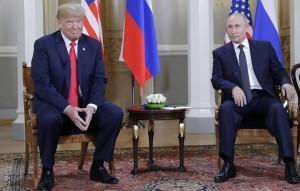 """Лидеры России и США отметили, что """"Дух Эльбы"""" является примером того, как """"наши страны могут отложить в сторону противоречия."""