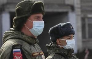 Также заболели более 240 гражданских служащих.