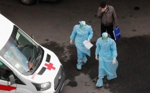 Больше всего человек были признаны инфицированными в Москве и Подмосковье.