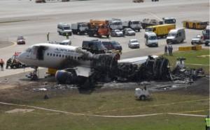 Причиной катастрофы стала недоработка систем самолета со стороны авиаконструкторов, заявил Денис Евдокимов.