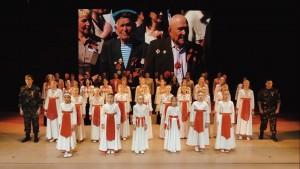 Сегодня песня День Победы впервые прозвучит на чувашском языке