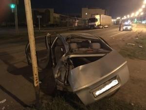 В Самарской области в ДТП пострадали двое