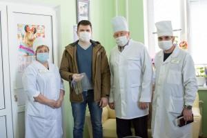 Инициатива принадлежит местному жителю Владиславу Савинкину.
