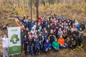 В России началась весенняя мобилизация эковолонтеров