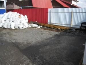 Более 360 килограммов металлоконструкций украли с промбазы в Тольятти