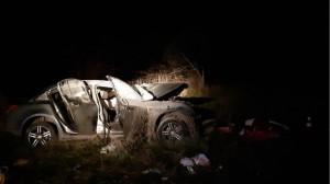 В страшном ДТП в Самарской области погибло шесть человек