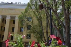 Из репродуктора в Самаре сегодня, раздался голос директора Всесоюзного радио Юрия Левитана. Прозвучала сводка Совинформбюро от 7 мая 1945 года.