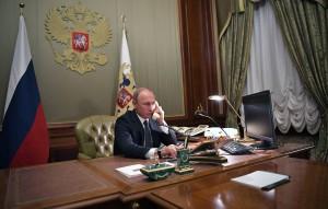 Лидеры двух стран провели телефонный разговор.