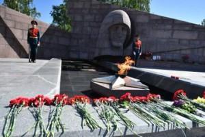 В Самарской области состоялось торжественное возложение цветов