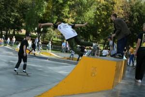 Скейт-площадку в Управленческом в Самаре планируют построить к началу сентября