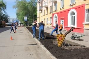 На улице Подшипниковой появились необычные музыкальные инструменты.