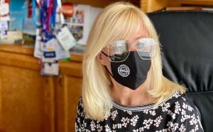 По мнению Пушкиной, она заразилась во время реализации проекта #МыВместе, в ходе которого активисты ОНФ доставляли больницам средства индивидуальной защиты.