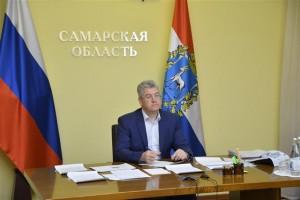 Виктор Кудряшов обсудил вопросы поддержки автомобильного кластера на всероссийском совещании с министром экономического развития РФ.