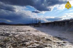 Организовано взаимодействие с оперативными службами Жигулевской ГЭС и Приволжским УГМС.
