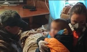 Пропавшего в Кировской области четырехлетнего мальчика нашли живым спустя почти двое суток поисков