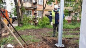 В Советском районе по нацпроекту благоустроят пять дворов.