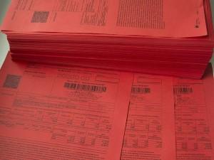 Свыше 62 тысяч клиентов Самарского филиала АО «ЭнергосбыТ Плюс» получили красные квитанции.