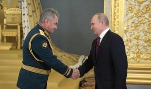 Президент также поздравил министра обороны с 65-летием.