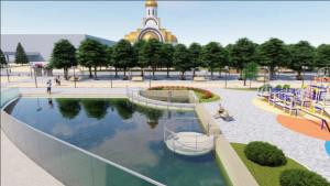 В этом году в Тольятти планируют построить два новых сквера