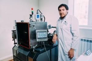 В Самарском университете создана уникальная научная лаборатория космических исследований.