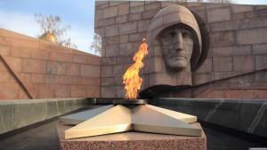 28 мая на площади Славы пройдет торжественное возложение цветов к Вечному Огню, посвященное 102-й годовщине образования Пограничной службы ФСБ России.