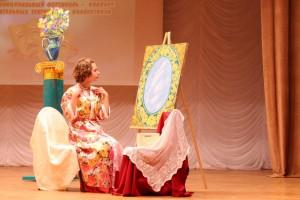 Это региональный этап театрального фестиваля «Театральное Приволжье».