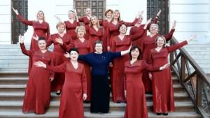 Коллектив самарского женского камерного хора «Людмила» состоит из педагогов музыки, хормейстеров и вокалистов. Хор существует уже более 30 лет.