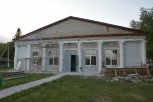 В том числе — парк 20-летия Победы, межпоселенческий культурно-досуговый центр и ДК селе Степная Шентала.
