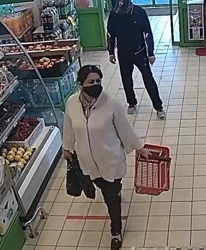 В Красноярском районе устсанавливают личность и местонахождение подозреваемой в краже