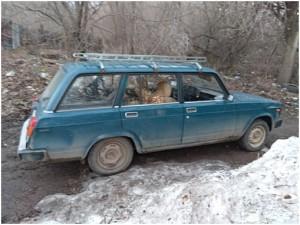 В Новокуйбышевске мужчина угнал машину и украл из нее инструменты
