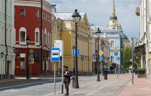 Руководитель управления Роспотребнадзора по столице Елена Андреева отметила, что средний коэффициент распространения коронавирусной инфекции по городу - 0,85.