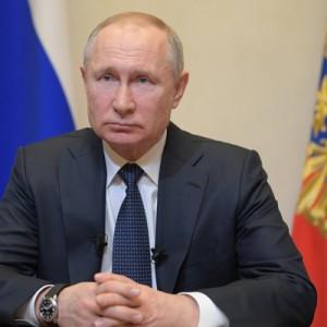 Путин поздравил пограничников с профессиональным праздником