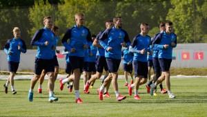 Все они находятся в Самаре и ведут подготовку к возобновлению сезона.