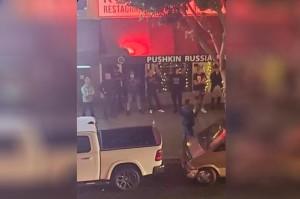 Инцидент произошёл в самой южной точке штата Калифорния — Сан-Диего.
