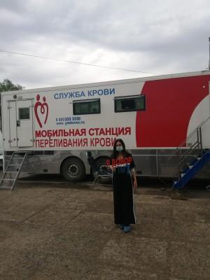 Сдай кровь – спаси жизнь: регоператор провел День Донора
