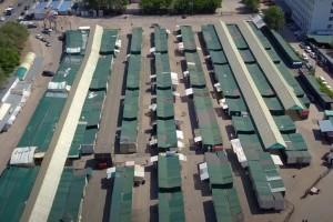 В Самаре вещевые рынки начали выходить с карантина