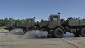 В Параде Победы на центральной площади Самары примут участие около 1,7 тыс. человек и более 50 единиц военной техники.