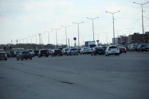 Изменилось расписание бесплатных автобусов до ТК «Амбар»