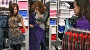 Курьезная ситуация в одном из магазинов одежды в Сызрани