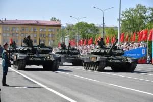 Главной темой стала подготовка к проведению Парада Победы и всероссийской акции «Бессметный полк» на территории губернии.