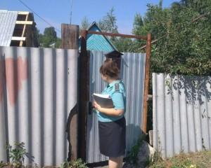 Житель Сызрани купил дачу, но продавец не отдавал ключи от ворот