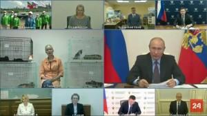 Об этом заявил президент России Владимир Путин на встрече в режиме видеосвязи с экологами и зоозащитниками.