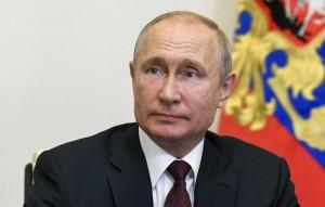 Как отметил президент РФ, сама природа даёт человечеству об этом сигнал.