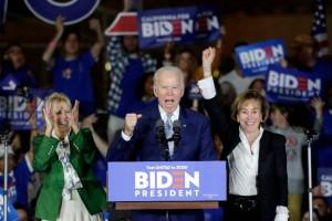 Политик остался единственным кандидатом от Демократической партии США на пост нового американского лидера.