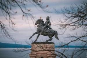 Губернатор Дмитрий Азаров поздравил тольяттинцев с Днем города