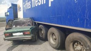 В Сызранском районе в ДТП с прицепом пострадали две женщины