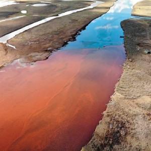 С места разлива топлива под Норильском на утилизацию вывезли 11,5 тыс. кубометров грунта