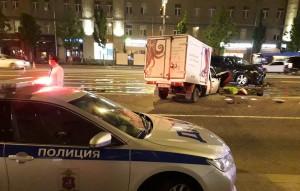 В ГУ МВД по Москве сообщили, что актера отправили на медицинское освидетельствование на предмет наличия алкоголя в крови.